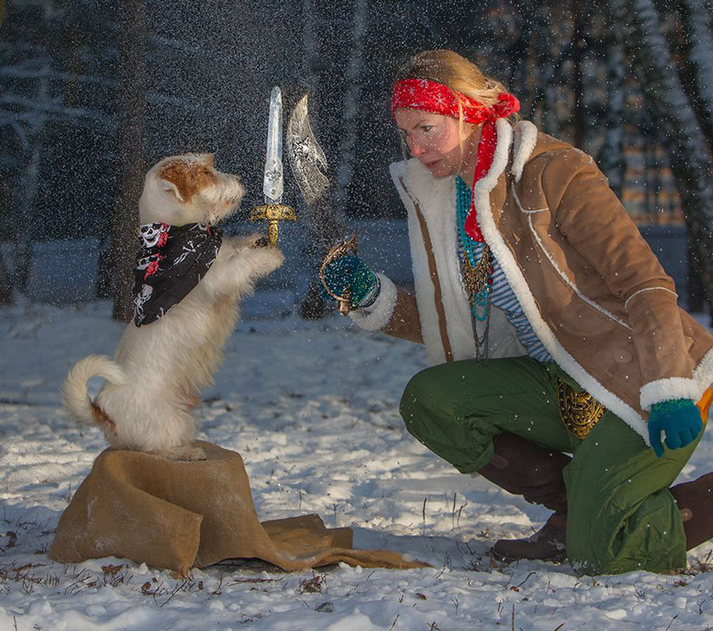 Дрессировка собак Крылатское