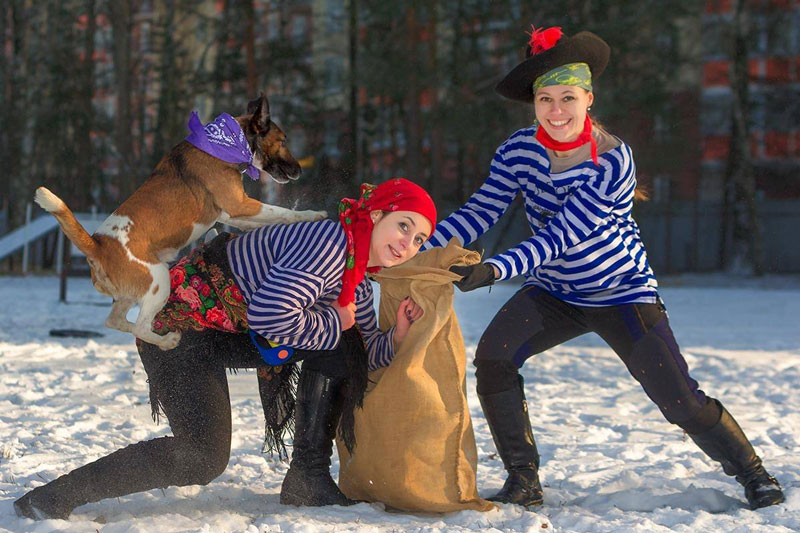 Дрессировка собак в Кунцево